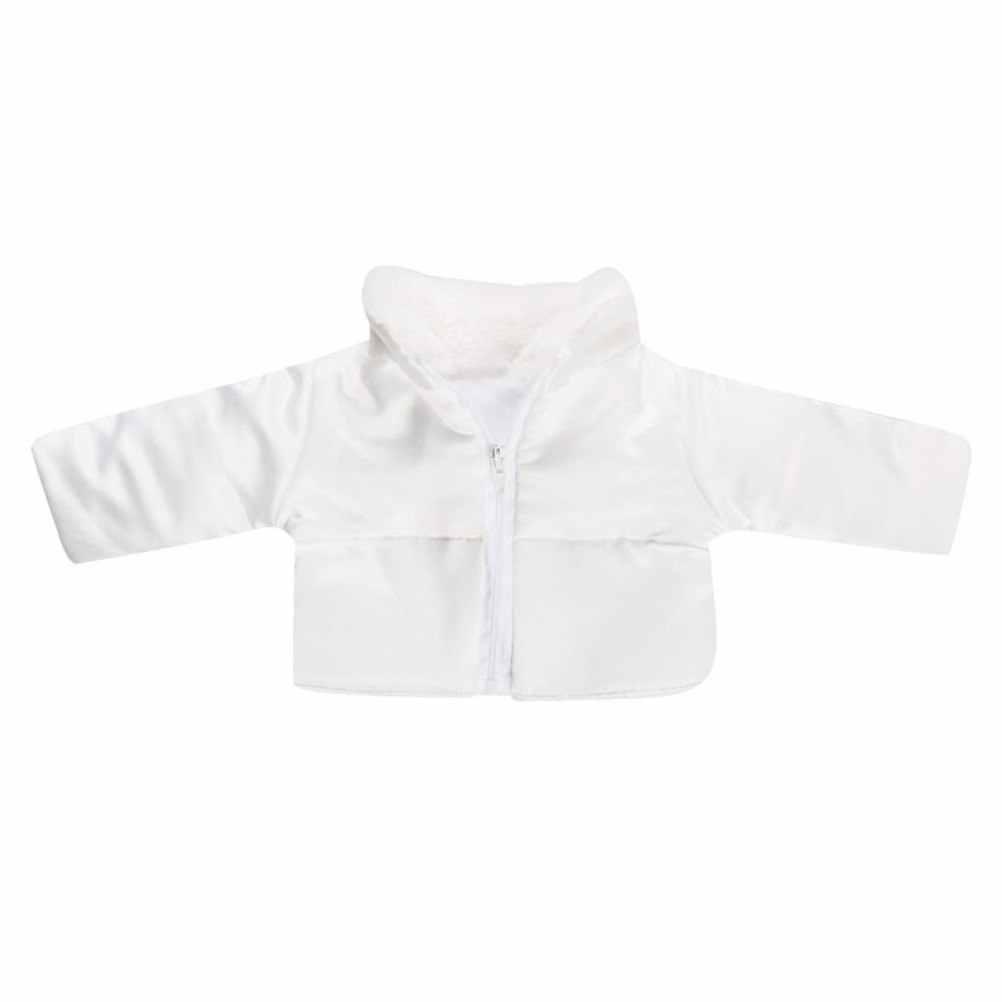 מכירה לוהטת בובת בגדי חליפת Fit 18in בובת תינוק חדש נולד חם מעילים + מכנסיים ובובה אביזרי ילדי מתנה הטובה ביותר
