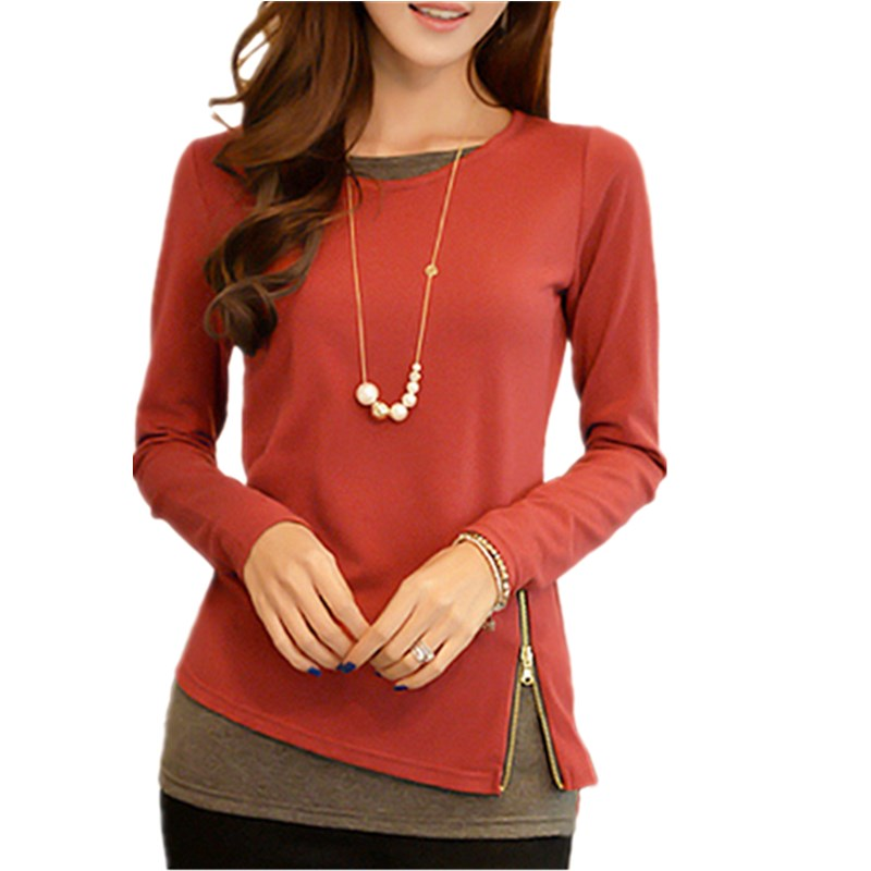 LOSSKY Women Hoodies Sweatshirts 2019 Casual Long Sleeve Moletom Feminina Felpe Donna Kpop Pullovers Zippers Tops Plus Size
