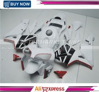 Aftermarket ABS Plastic Cover For Honda 2003 2004 CBR600 RR F5 Fairing Kit Free Shipping