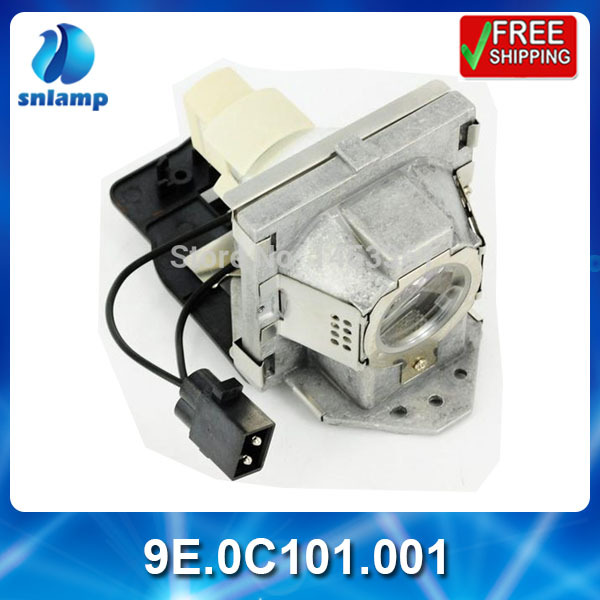 Compatible projector lamp 9E.0C101.001 with housing for SP920(1)