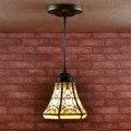 European style retro chandelier balcony aisle porch corridor small bathroom lighting chandelier hanging lamp