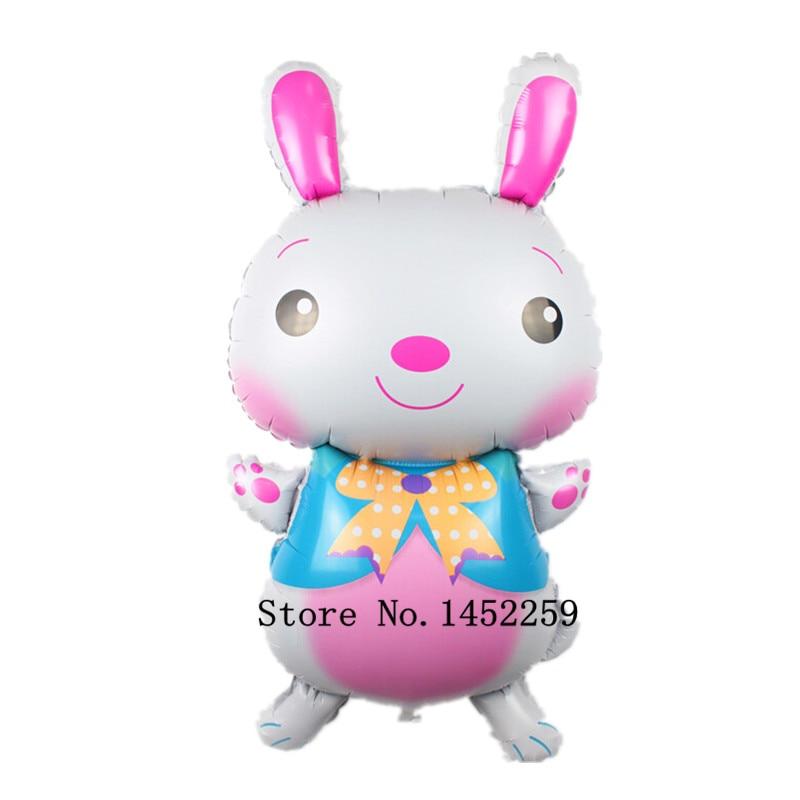 XXPWJ 2015 new large lovely pink bunny rabbits birthday ...