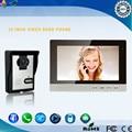 FYF Handfree Video Door Phone Intercom System With Night Vision Unlocking By ID Card Reader V10A-L