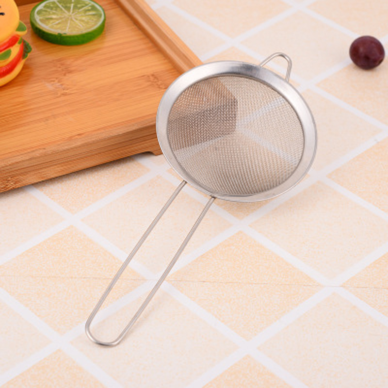 1 set (3pieces)New Stainless Steel Fine Wire Mesh Oil Skimmer ...