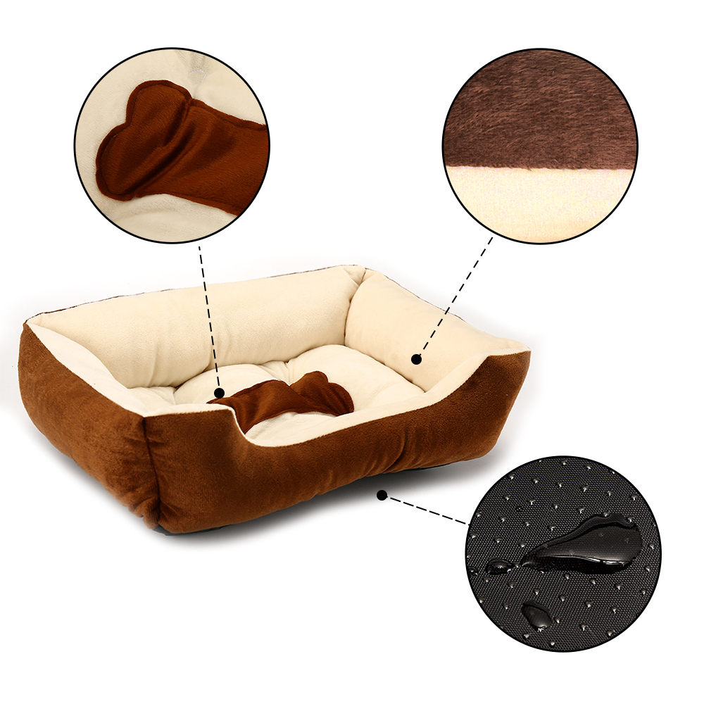 Pet Dog Bed Mats Bench Dog Bed Sofa For Small Medium Large Dogs Puppy Beds Lounger Pet Kennels House For Cat Pet Products YX0001 (9)