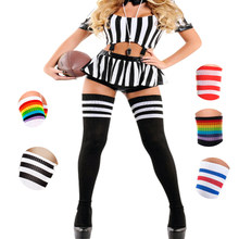 4ee187fb6 Fashion Socks Sexy Women Girl Thigh High Over the Knee Socks Cotton  Stockings Student Japanese Stockings Plus Size SW117