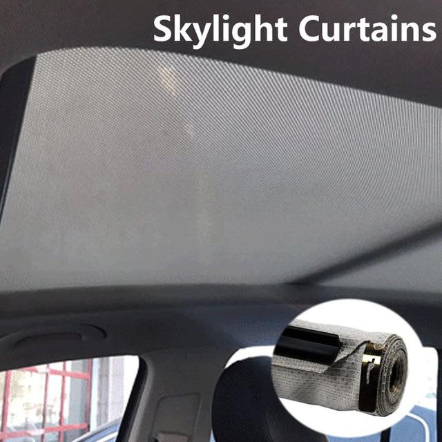 zonnedak zonnekleptassen gordijnen dakraam sluiter auto styling 1k9877307a 5nd877307 voor audi q5 vw sharan volkswagen tiguan