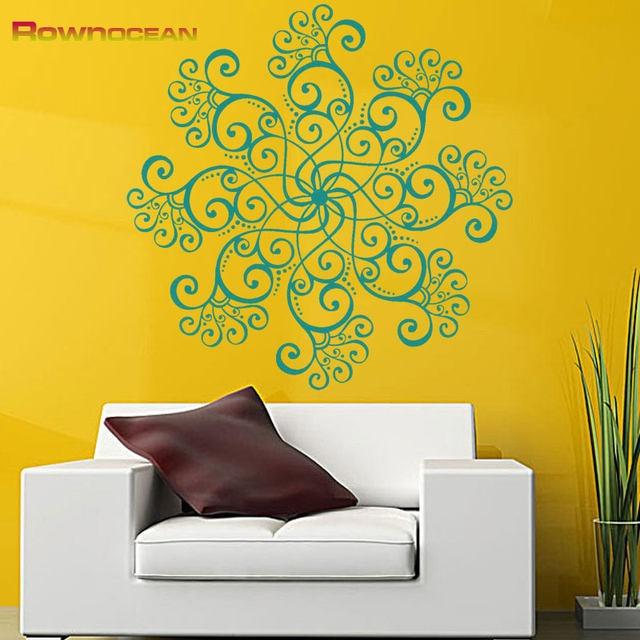 Luxury Mehndi Wall Art Image - Wall Art Design - leftofcentrist.com