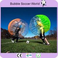 2018 Лидер продаж 1.5 м воздушный пузырь Футбол zorb невменяемым мяч людской шарик надувной мяч бампера пузырь Футбол для взрослых