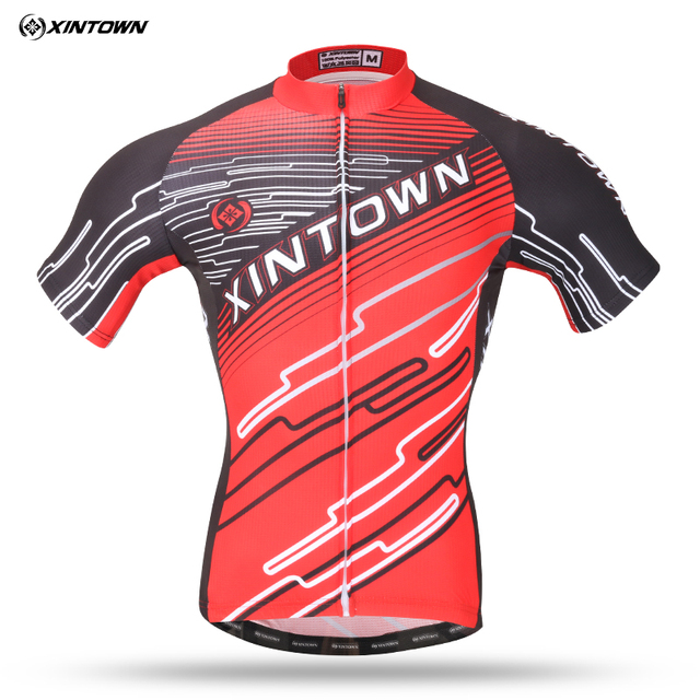 xintown Men Cycling Jersey cheap authentic sports jerseys completo ciclismo  invernale motocross ropa ciclismo Bicycle dress 507917497