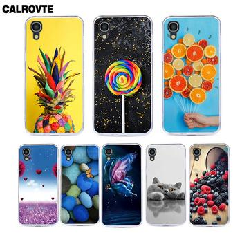 CALROVTE Luxury Phone Case For Alcatel Idol 3 5.5 6045 6045Y 6045K Soft TPU Cover For Alcatel One Touch Idol 3 5.5 Cases image