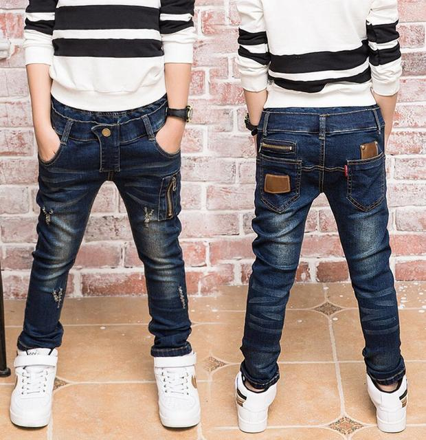 Boy's Jeans. Personality...
