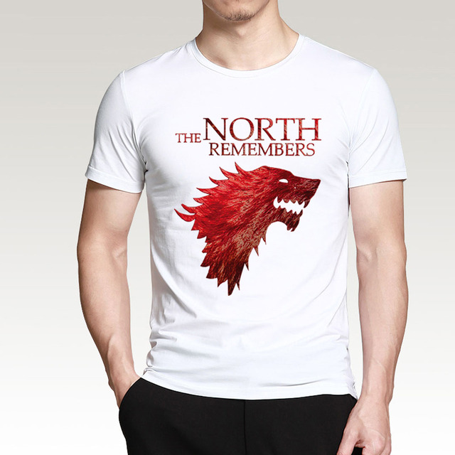 """The North Remembers"" Men's T Shirts 2"