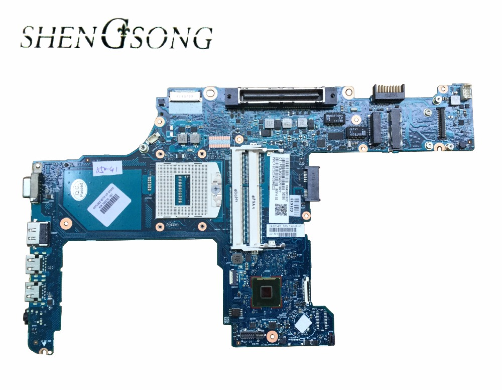 744016-001 744016-501 744016-601 FOR HP probook 650 G1 640 G1 laptop motherboard HM87 GM 6050A2566301-MB-A03 ,100% tested ! 744007 001 744009 001 744016 001 laptop motherboard for hp probook 650 g1 pc mainboard hm87 gm 6050a2566301 mb a03 100% tested