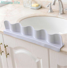 Household Kitchen Sucker Splash-Proof Baffle Sink Dishwash Dishes Water-Proof Gadget Appliances Splatter Screens