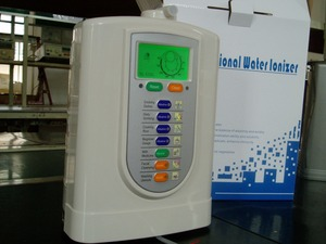 Image 5 - FreeShipping Kangen ionizer/alkaline water/cathodic water/ionic/hydrogen water(JapanTechTaiwan fact)built in NSF filter+pH Meter