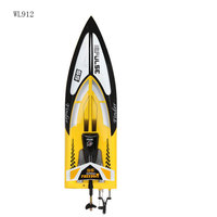 RC Boats WL912 24km/h High Speed Racing Boat 2.4G Remote Control RC RTF Water Cooling Boat Remote Control Toys