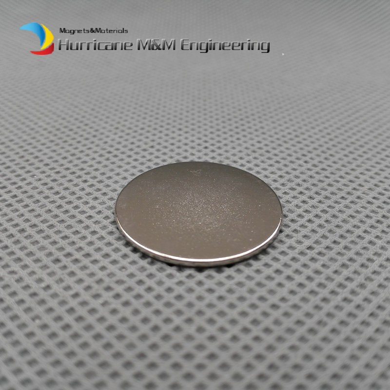 1 pack NdFeB Disc Magnet dia. 3/4x1/32 thick 19.05x0.79 mm Neodymium Permanent Magnets Grade N42 NiCuNi Axially Magnetized 1 pack dia 4x3 mm jewery magnet ndfeb disc magnet neodymium permanent magnets grade n35 nicuni plated axially magnetized