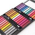 3 Pçs/lote Beautiful Shimmer Sombra 12 Cores da Sombra do Olho Maquiagem Smokey Sombra Palette Cosméticos Set Maquiagem Nude Sombra de Olho
