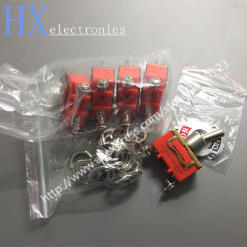 Free shipping 50PCS /LOT E-TEN1021 toggle switch rocker switch shaking his head 2 feet 2 files 15A / 250V