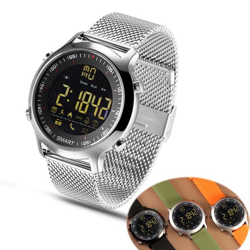 AFIT IP67 Waterproof EX18 Smart Watch Support Call SMS Alert Pedometer Montre Sports Bluetooth Smartwatch Activities Tracker