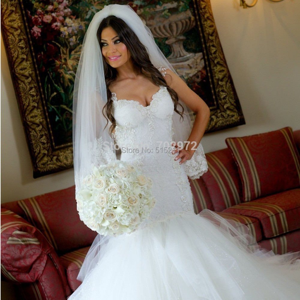 wedding dresses beautiful bride | Wedding