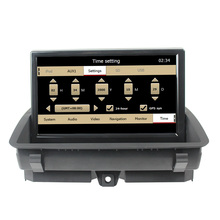 For 8 inch Audi Q3 car dvd player gps with BT Phone Book/BT Music/IPod/IPhone 4S audio input/Auto reversing viewing/SRS Premium