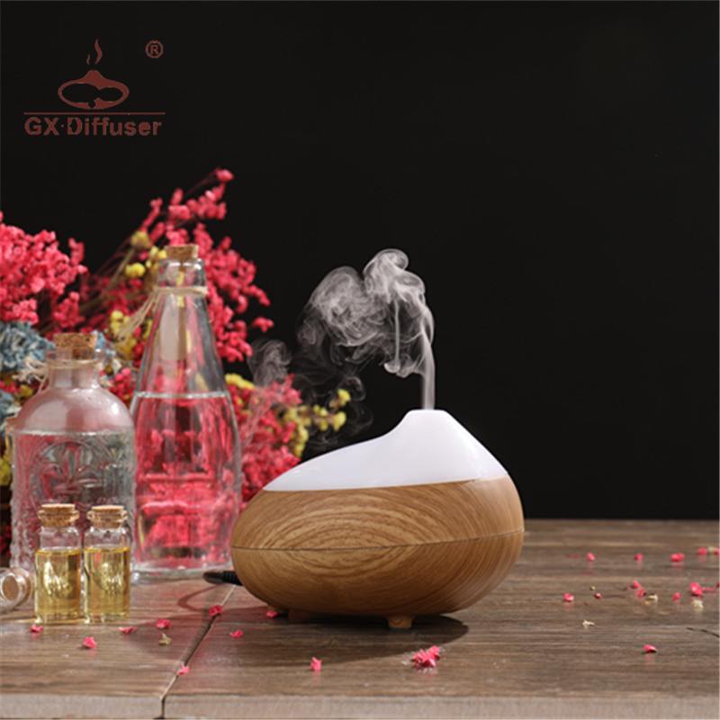 GX.Diffuser 2017 Hot Sale 12V Aroma Diffuser Air Purifier LED Light Home Essential Oil Diffuser Ultrasonic Humidifier Mist Maker люстра mw light селена 482015708