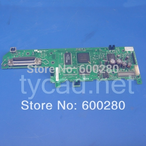 C8128-60005 Main logic PC board for HP DeskJet 1180C printer parts C8128-67002 Original Used 6870c 0195a logic lc320wxn saa1 used disassemble