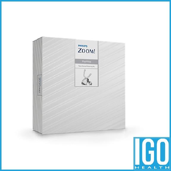 Philips Zoom Teeth Bleaching Gel DayWhite 6 syringes 9.5% 14% ACP Tooth Whitening Kit day white whiten teeth standard kit