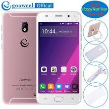 Gooweel S7 3G смартфон Face ID MTK6580 Quad Core 1. 3G Гц 5.0 дюймов QHD мобильного телефона 5.0mp Камера GPS разблокирована сотовый телефон