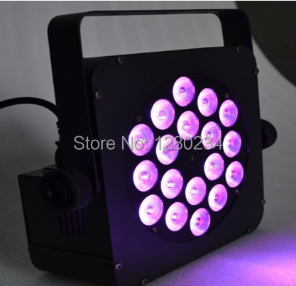 hot new dj lights 18pcs 3 in 1 RGB Led par light / led stage light