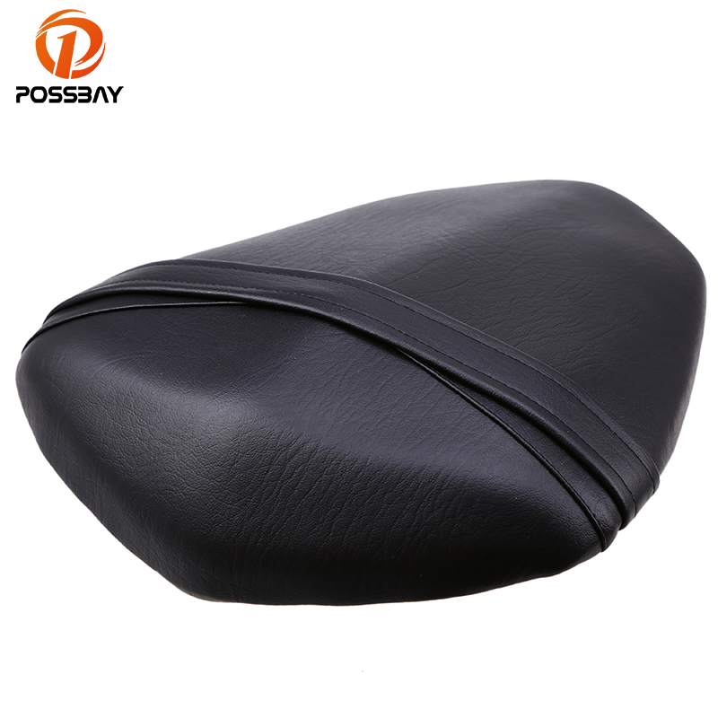 POSSBAY Vintage Motorcycle Accessories Scooter Rear Seat Cover Motorbike Saddle For Yamaha YZF R1 2009 - 2013