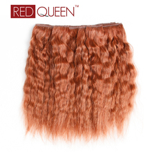Kinky Straight Hair Human Hair Extension  Brazilian Virgin Hair 8a Unprocessed Virgin Kinky Straight hair extension
