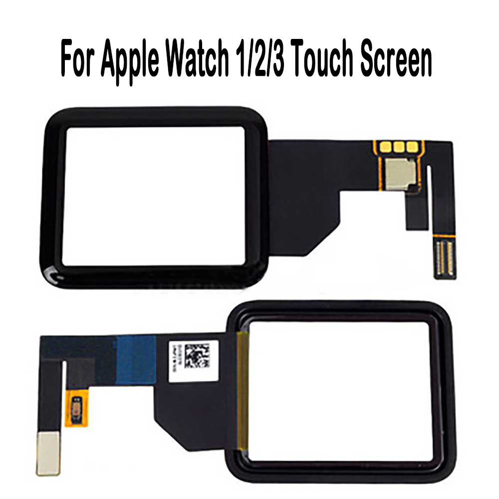 Sinbeda 38mm/42mm Touch Screen For Apple Watch Series 1 2 3 Touch Screen Digitizer For Watch Series 2 Touch Panel Replacement