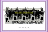 11101 156 2LT 2L 2L T полная Головка блока цилиндров в сборе 54160 2400 для Toyota Hilux 909 HiAce Dyna 2446cc 2.4D + TD SOHC 8 v 98