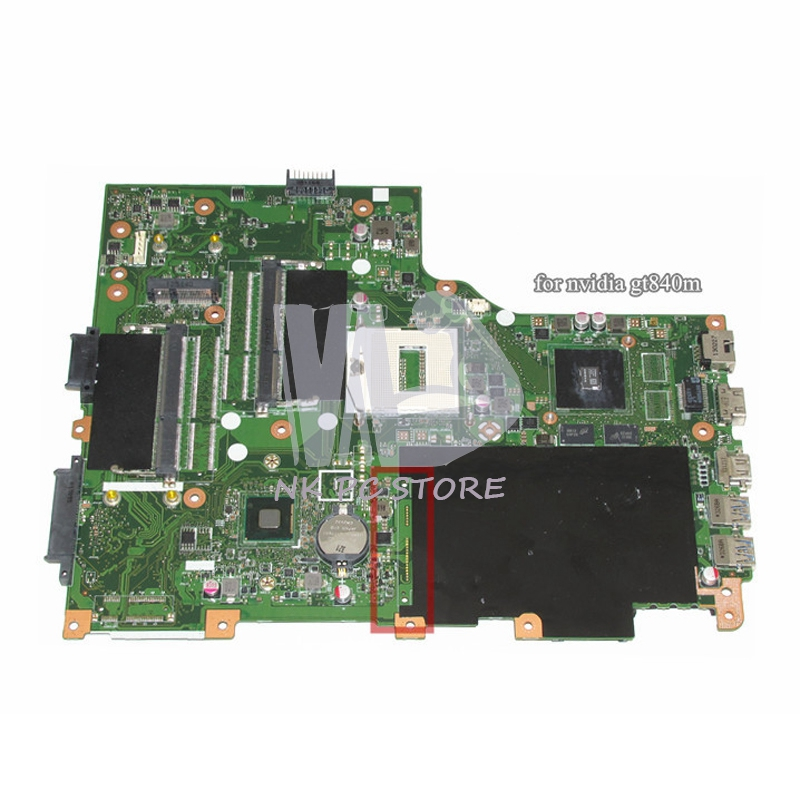 Notebook PC Motherboard For Acer aspire v3-772g Main Board System Board DDR3L PGA947 EAVA70HW GT840M Discrete Graphcis люстра kolarz san daniele 0141 86 2