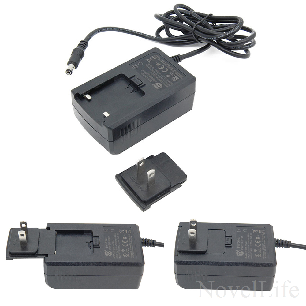 Original TS100 Mini Electric Soldering Iron Power Supply Adapter EU US Plug AC 110V-240V to DC 19V 2.1A 40W DC5.5*2.5 Power Jack
