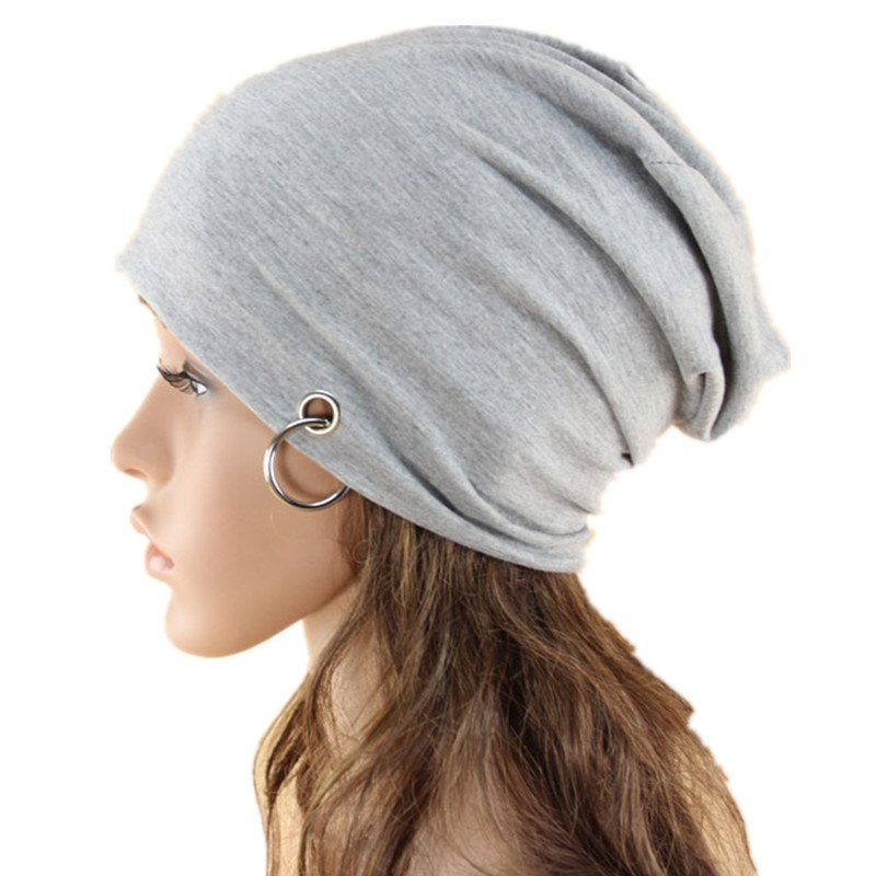 Spring Autumn Hats Women Men Casual   Skullies     Beanies   Cap Female Male Cotton Warm Elasticity Hats Winter Head Wear Hat Accessory