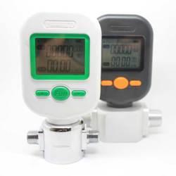 MF5706 0-25L/min czujnik elektryczny miernik przepływu gazu przepływomierz sprężonego powietrza wyświetlacz cyfrowy przepływomierz gazu
