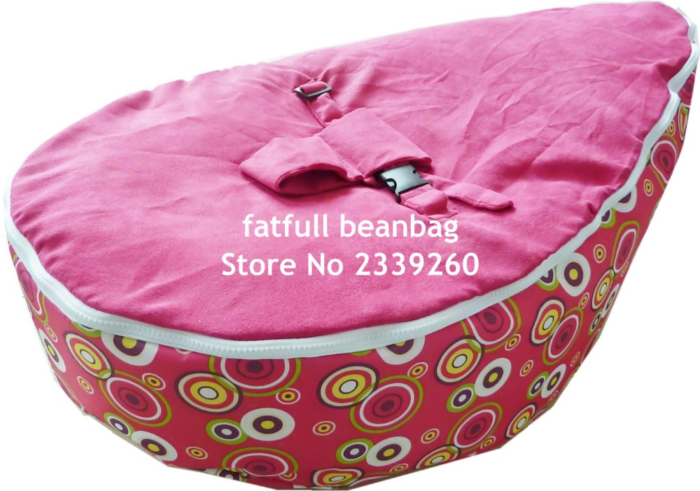 Groovy Us 25 0 Cover Only No Fillings Pink Circle Waterproof Baby Beanbag Chair Portable Anywhere Bean Bag Sofa Beds In Bean Bag Sofas From Furniture On Beatyapartments Chair Design Images Beatyapartmentscom