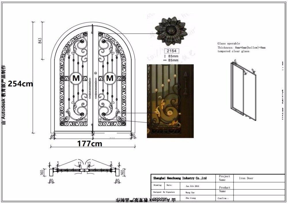 Budget Wrought Iron Doors Wrought Iron Doors Fresno Ca