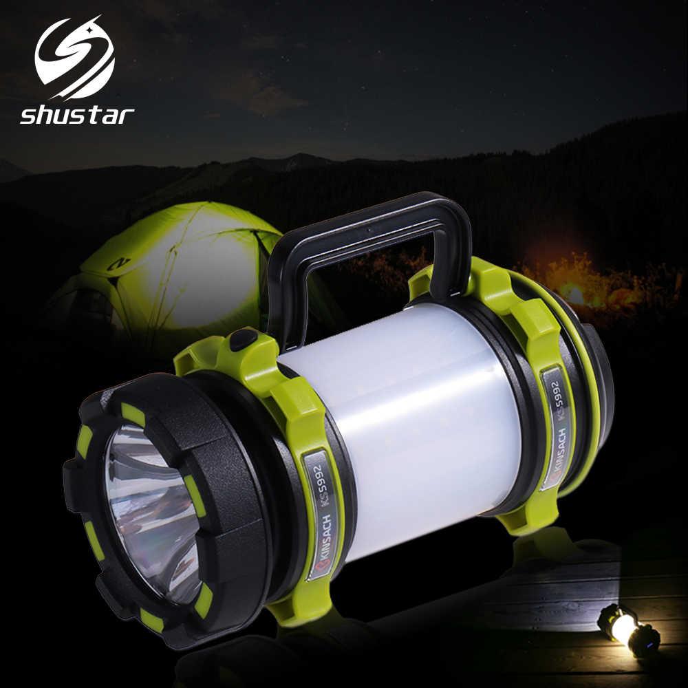 Супер яркий светодиодный фонарик, портативные прожекторы, прожекторы, XP-G2, USB Перезаряжаемый фонарик, светодиодный фонарь для кемпинга, рабочий свет