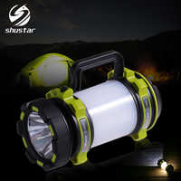 Super bright LED Flashlight Portable Spotlights searchlight XP-G2 USB Rechargeable torch led camping light working light