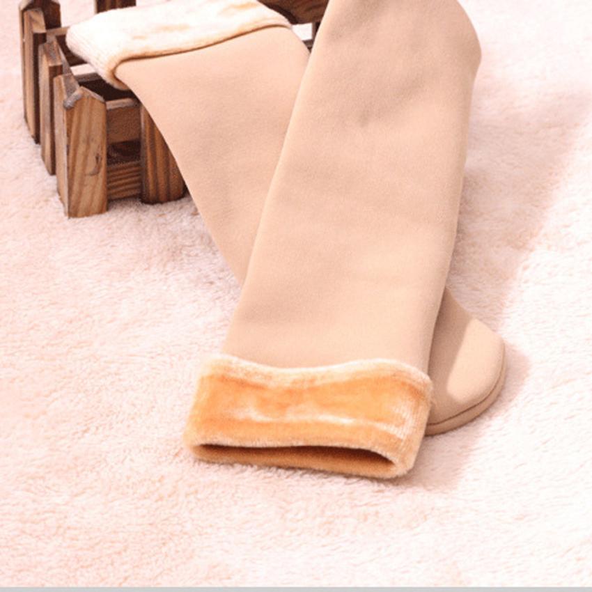 Snowshine Юли кашемировый Для женщин утолщаются Термальность мягкие Повседневное однотонные зимние Носки для девочек