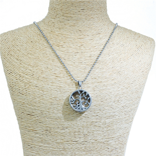 Tree of Life Memorial Necklace