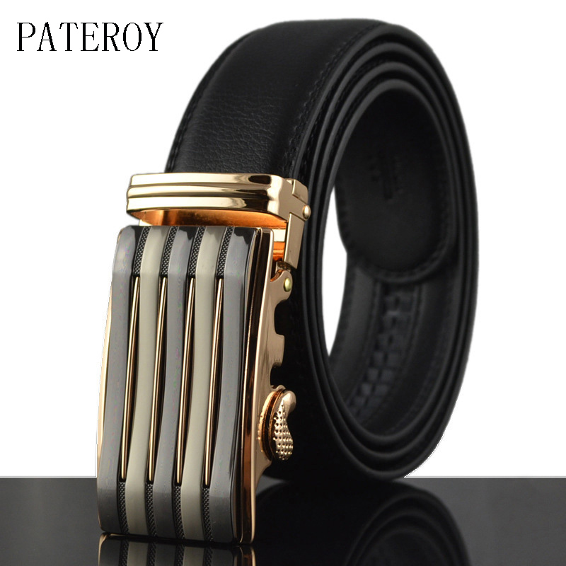 Men Belt Luxury Wave Business Models