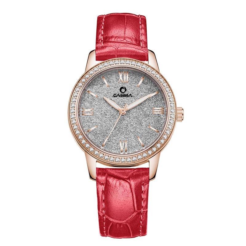 2018 nueva llegada reloj de mujer relojes de dama de acero inoxidable - Relojes para mujeres