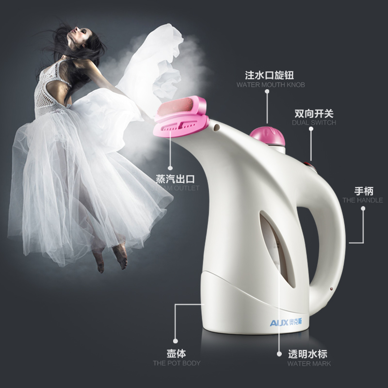 Handheld Household Garment Steamer Mini Electric soldering iron Steam iron GS-5158 cordless steam iron mini handheld garment steamer household electric iron