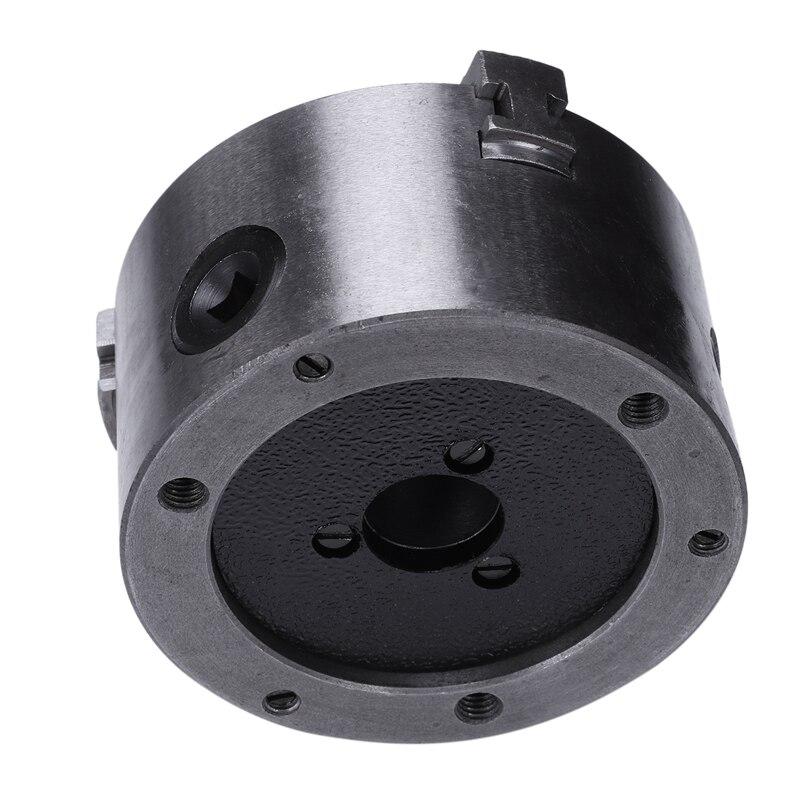 ידני צאק עצמית K11-100 3 מכונת כרסום קידוח ידני מלתעות מחרטה צ